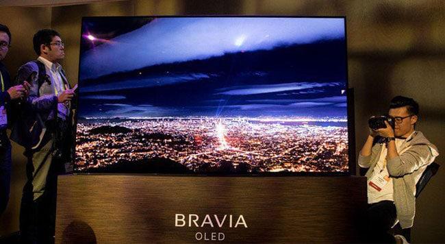 "sony oled 2 05 01 17 - Sony Bravia A1: OLED TV da 55"", 65"" e 77"" con Dolby Vision"