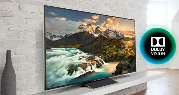 sony zd9 dolbyvision 1 10 01 17 - Sony Dolby Vision: firmware TV HDR da fine gennaio 2018