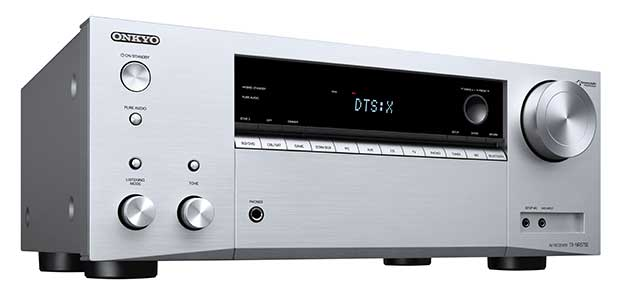 Onkyo TX NR575 2 22 02 17 - Onkyo TX-NR575E: sinto-ampli 7.2 con Atmos, DTS:X e Dolby Vision