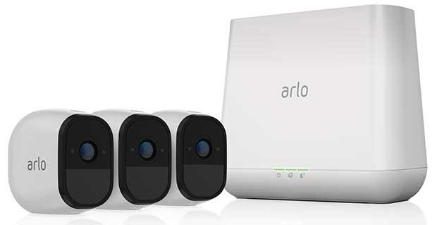 arlo pro 4 09 02 17 - Netgear Arlo Pro: sorveglianza wireless, ricaricabile e impermeabile