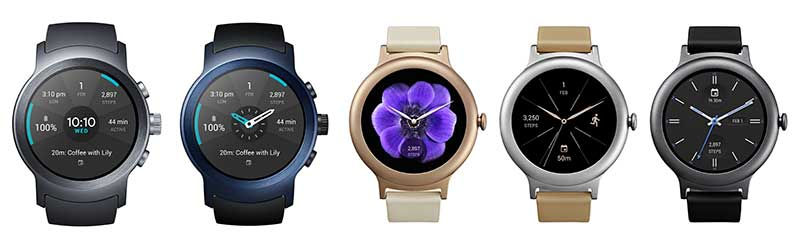 lg watch 1 10 02 17 - LG Watch Sport e Watch Style: smartwatch con Android Wear 2.0