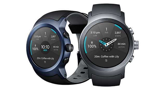 lg watch 2 10 02 17 - LG Watch Sport e Watch Style: smartwatch con Android Wear 2.0