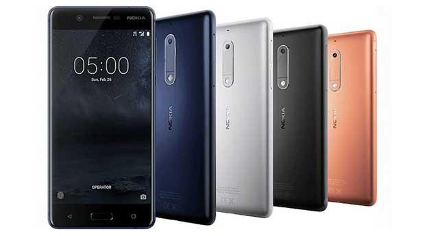 nokia 1 28 02 17 - Nokia 6, 5 e 3: il ritorno degli smartphone in salsa Android