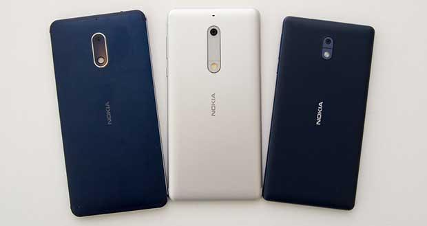 nokia 2 28 02 17 - Nokia 6, 5 e 3: il ritorno degli smartphone in salsa Android