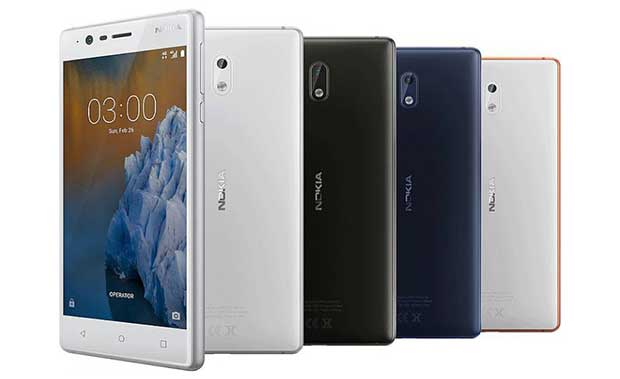 nokia 3 28 02 17 - Nokia 6, 5 e 3: il ritorno degli smartphone in salsa Android