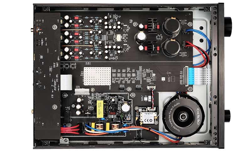 oppo sonica dac 2 22 02 17 - Oppo Sonica DAC: convertitore HD e player di rete Wi-Fi e Bluetooth