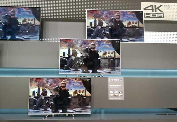 panasonic lcd4k2017 2 22 02 17 - Panasonic EX780 / 700 / 600: TV LCD Ultra HD con HDR e HLG