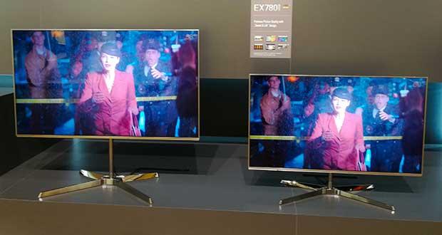 panasonic lcd4k2017 evi 22 02 17 - Panasonic EX780 / 700 / 600: TV LCD Ultra HD con HDR e HLG