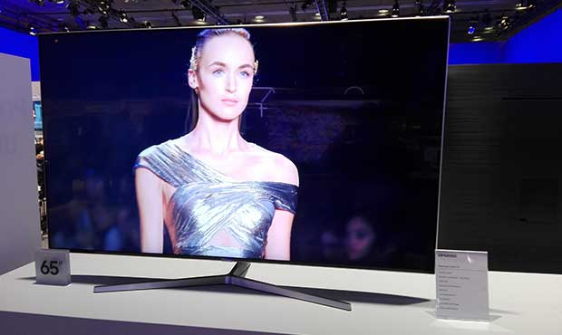 samsung qled 8 02 02 17 - Samsung: ecco tutti i TV QLED e Ultra HD in arrivo in Italia