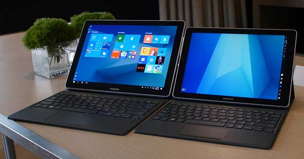 "galaxy book 2 01 03 17 - Samsung Galaxy Book: tablet Windows 10 da 10,6"" e 12"""