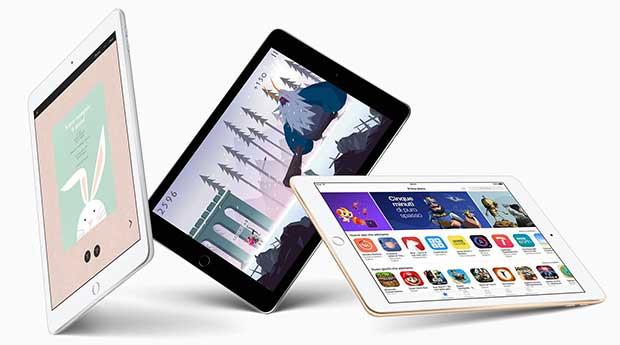 ipad 1 21 03 17 - Apple: nuovo iPad 9,7 più luminoso e con prezzo più basso