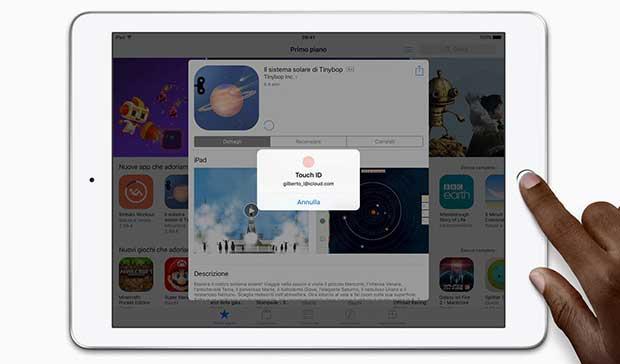 ipad 2 21 03 17 - Apple: nuovo iPad 9,7 più luminoso e con prezzo più basso