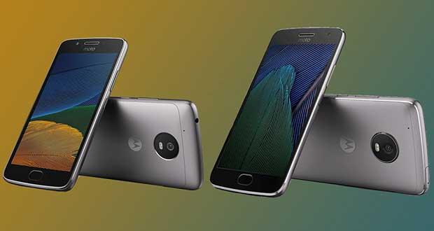 motog5 g5plus 1 01 03 17 - Motorola Moto G5 e G5 Plus: smartphone con scocca in metallo