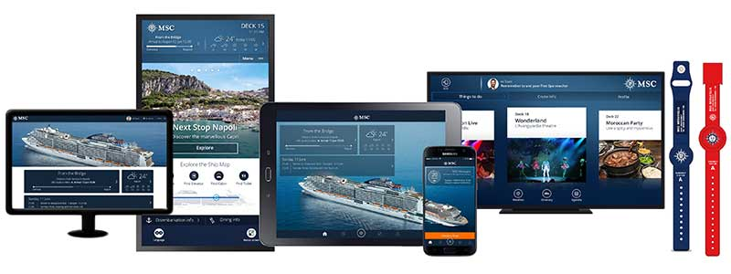 mscforme 1 09 03 17 - MSC for Me: la crociera diventa tecnologica e Smart