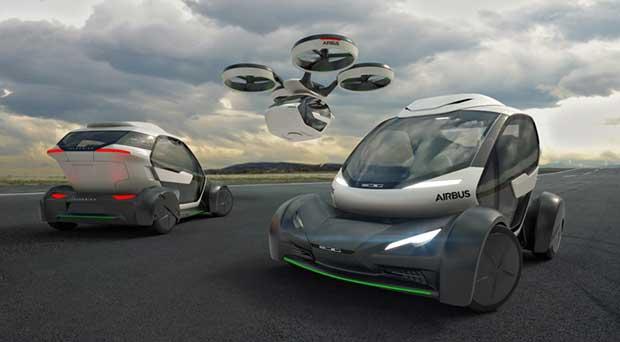 popup 1 07 03 17 - Pop.Up: la macchina-drone del futuro di Italdesign e Airbus