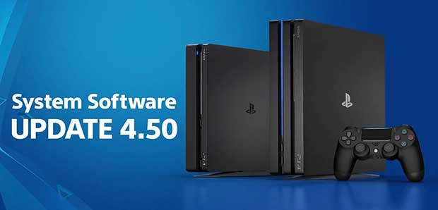 ps4 firmware450 1 09 03 17 - PlayStation 4: nuovo firmware 4.50 disponibile