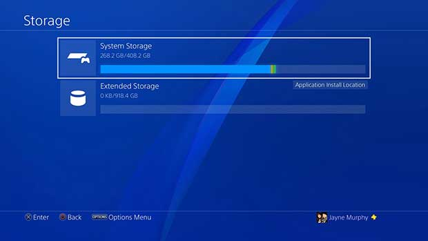 ps4 firmware450 2 09 03 17 - PlayStation 4: nuovo firmware 4.50 disponibile