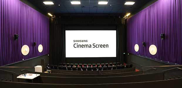 samsung cinema screen 1 28 03 17 - Samsung Cinema Screen: LED Wall 4K e HDR per il cinema
