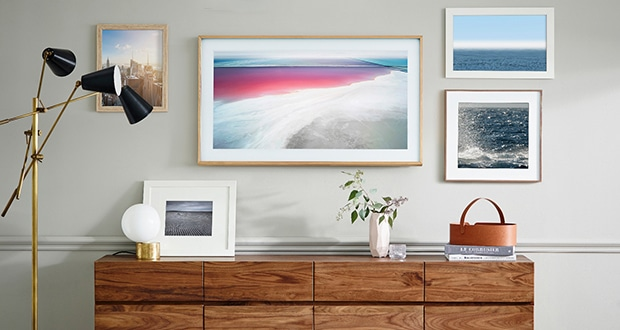 samsung the frame evi 15 03 17 - Samsung The Frame: il TV diventa un quadro artistico
