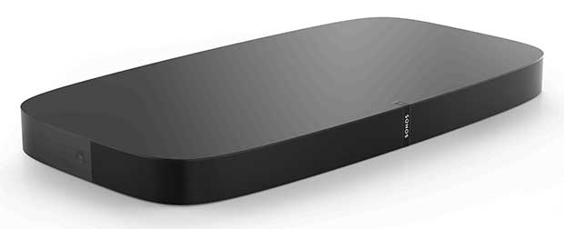 sonos playbase 1 07 03 17 - Sonos PlayBase: soundbase per TV con multi-room