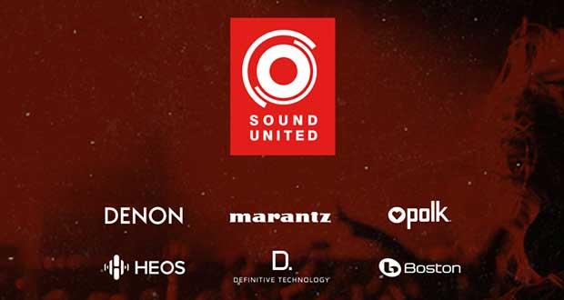 sound united 01 03 17 - Sound United compra il gruppo Denon / Marantz