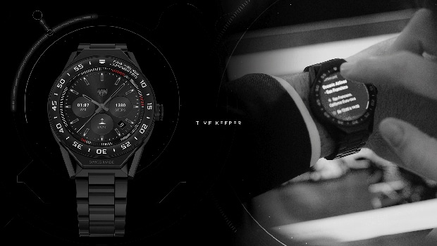 tag heuer connected modular45 3 15 03 17 - Tag Heuer Connected Modular 45: super smartwatch da 1.600 Euro