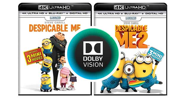 universal dolbyvision evi 29 03 17 - Cattivissimo Me 1&2: primi Ultra HD Blu-ray con Dolby Vision