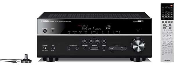 yamaha rxv83 4 29 03 17 - Yamaha RX-Vx83: sinto-ampli con supporto Dolby Vision e HLG