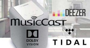 musiccast deezer tidal evi 18 04 17 300x160 - Yamaha: Dolby Vision, HLG, Deezer e Tidal anche su Vx81 e Aventage