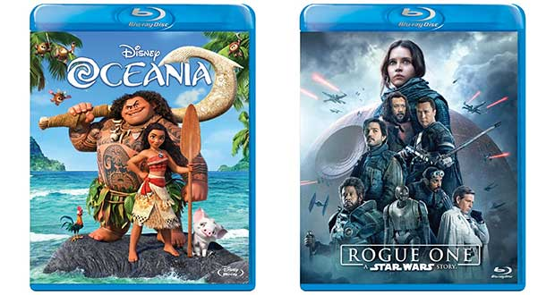 oceania rogueone evi 27 04 17 - Blu-ray Rogue One e Oceania: solo audio lossy...anche in inglese!