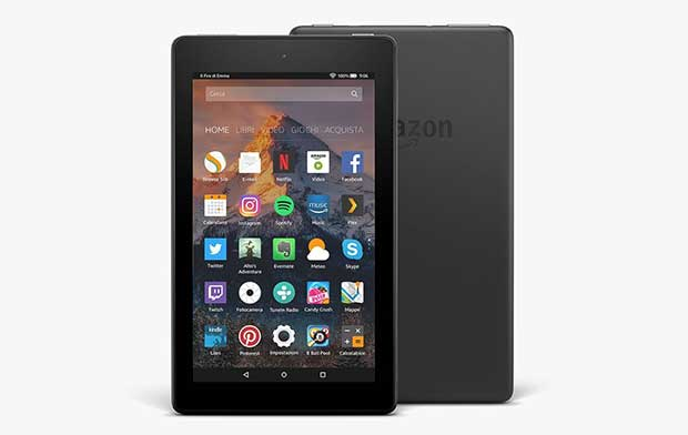 amazon fire 2 17 05 17 - Fire 7 e Fire 8 HD: i nuovi tablet economici di Amazon