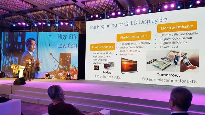 qled alliance 1 04 05 17 - QLED Alliance: Samsung, TCL e Hisense insieme contro gli OLED