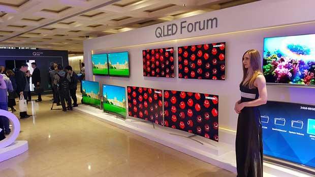 qled alliance 2 04 05 17 - QLED Alliance: Samsung, TCL e Hisense insieme contro gli OLED