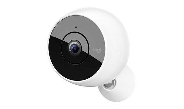 """circle2 1 13 06 17 - Logitech Circle 2: webcam sicurezza """"smart"""" da interni / esterni"""