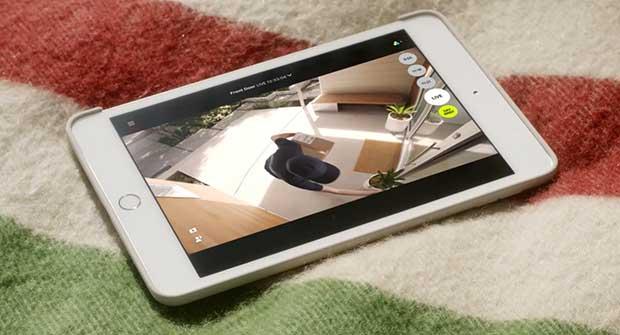 """circle2 3 13 06 17 - Logitech Circle 2: webcam sicurezza """"smart"""" da interni / esterni"""