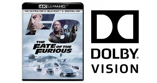 ff8 dolbyvision evi 19 06 17 - Fast & Furious 8 in Ultra HD Blu-ray con HDR Dolby Vision