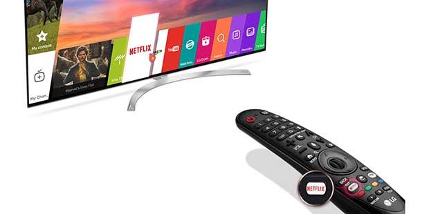 lg netflix 1 07 06 17 - LG regala 3 mesi di Netflix con i TV 4K Ultra HD