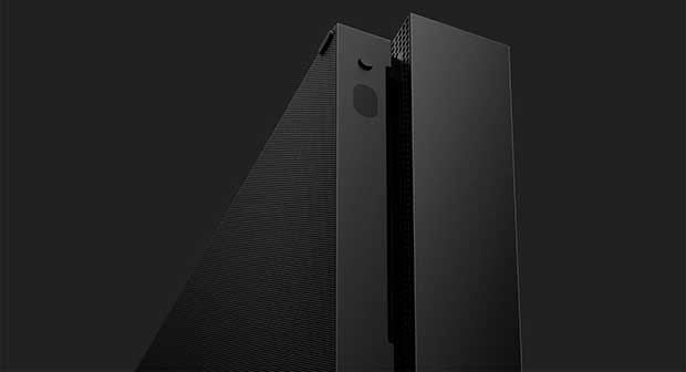 xbox one x 2 13 06 17 - Xbox One X: console 4K HDR e Ultra HD Blu-ray