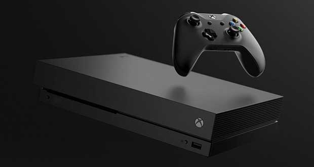 xbox one x evi 13 06 17 - Xbox One X: console 4K HDR e Ultra HD Blu-ray
