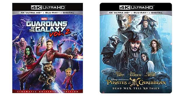 disney4k evi 18 07 17 - Disney e le stranezze dei Blu-ray 4K (che non arrivano in Italia)