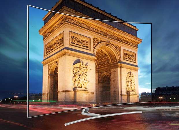 samsung q8c art 2 - TV QLED HDR Curvo Samsung QE55Q8C - La prova