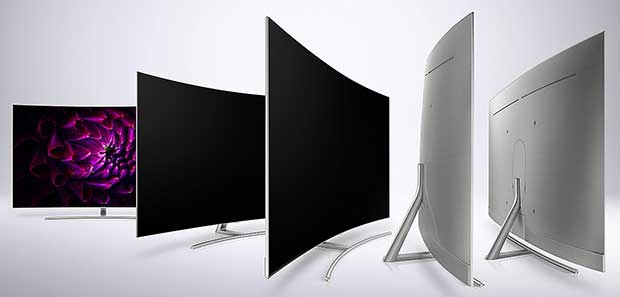 samsung q8c art 3 - TV QLED HDR Curvo Samsung QE55Q8C - La prova