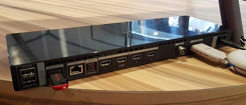 samsung q8c art 5 - TV QLED HDR Curvo Samsung QE55Q8C - La prova