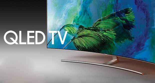 samsung q8c art evi - TV QLED HDR Curvo Samsung QE55Q8C - La prova