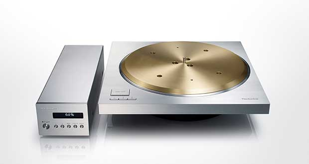 technics sp10r evi 30 08 16 - Technics SL-1000R: giradischi Hi-End con base SP-10R