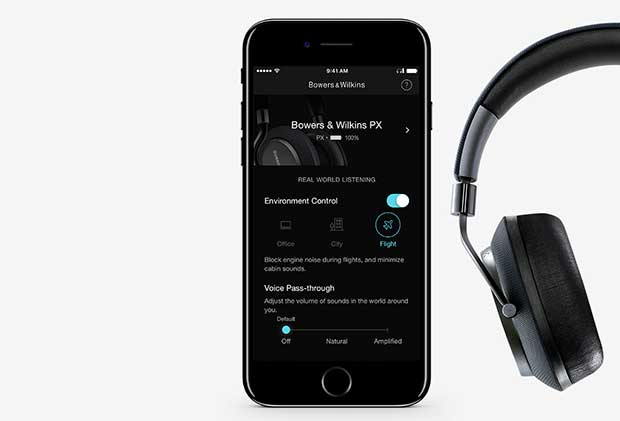 BowersWilkins PX 3 03 10 17 - Bowers & Wilkins PX: cuffie wireless con cancellazione rumore