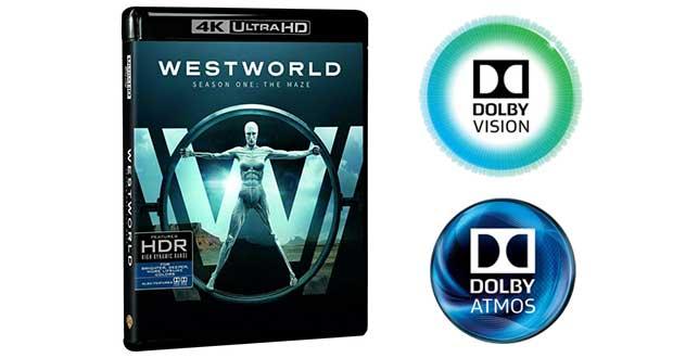 "westworld dolby vision evi 02 10 17 - Warner: la serie ""Westworld"" in Dolby Vision e Atmos"
