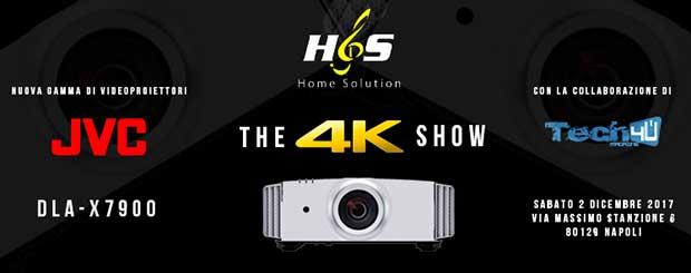 jvc hs napoli 1 27 11 17 - Presentazione JVC X7900 4K HDR a Napoli il 2 dicembre