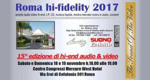 roma hifidelity2017 evi 17 11 17 300x160 - Roma Hi-Fidelity 2017: vi aspettiamo il 18 e 19 novembre