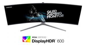 CHG90 DisplayHDR 300x160 - Samsung CHG90: primo monitor certificato DisplayHDR 600